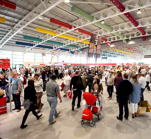 shopping events in Yorkshire